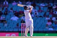 <p><strong>27 -</strong> The top-order batsman from team India stands in second place with 27 sixes in 17 innings. His highest score is 212, with an average run rate of 64.37.</p>