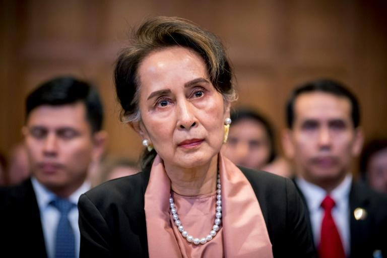 Suu Kyi's reputation has been tarnished by her decision to side with the military over the Rohingya crisis