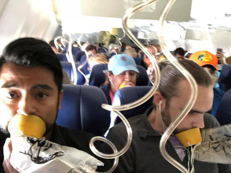 Proper use of oxygen mask could be lifesaving