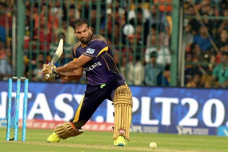 Yusuf Pathan's knock helped KKR finish second on the points table