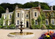"""<p>On the outskirts of Cardiff, this gorgeous four-star hotel boasts unrivalled views over the city and the breathtaking Vale of Glamorgan. </p><p>Hidden amongst the greenery of the Welsh hills, you can expect a roaring log fire, exquisite furnishings, beautifully restored bedrooms, historic embellishments and a peaceful retreat feel just a 15-minute drive away from the centre of Cardiff.</p><p>Just a note, if you're looking for a quiet stay, <a href=""""https://go.redirectingat.com?id=127X1599956&url=https%3A%2F%2Fwww.booking.com%2Fhotel%2Fgb%2Fnew-house-country.en-gb.html%3Faid%3D2070929%26label%3Dboutique-hotels-cardiff&sref=https%3A%2F%2Fwww.redonline.co.uk%2Ftravel%2Finspiration%2Fg34759204%2Fboutique-hotels-cardiff%2F"""" rel=""""nofollow noopener"""" target=""""_blank"""" data-ylk=""""slk:New House Country Hotel"""" class=""""link rapid-noclick-resp"""">New House Country Hotel</a> regularly hosts weddings and dinner dances so request a more peaceful room when booking.</p><p><a class=""""link rapid-noclick-resp"""" href=""""https://go.redirectingat.com?id=127X1599956&url=https%3A%2F%2Fwww.booking.com%2Fhotel%2Fgb%2Fnew-house-country.en-gb.html%3Faid%3D2070929%26label%3Dboutique-hotels-cardiff&sref=https%3A%2F%2Fwww.redonline.co.uk%2Ftravel%2Finspiration%2Fg34759204%2Fboutique-hotels-cardiff%2F"""" rel=""""nofollow noopener"""" target=""""_blank"""" data-ylk=""""slk:CHECK AVAILABILITY"""">CHECK AVAILABILITY</a></p>"""