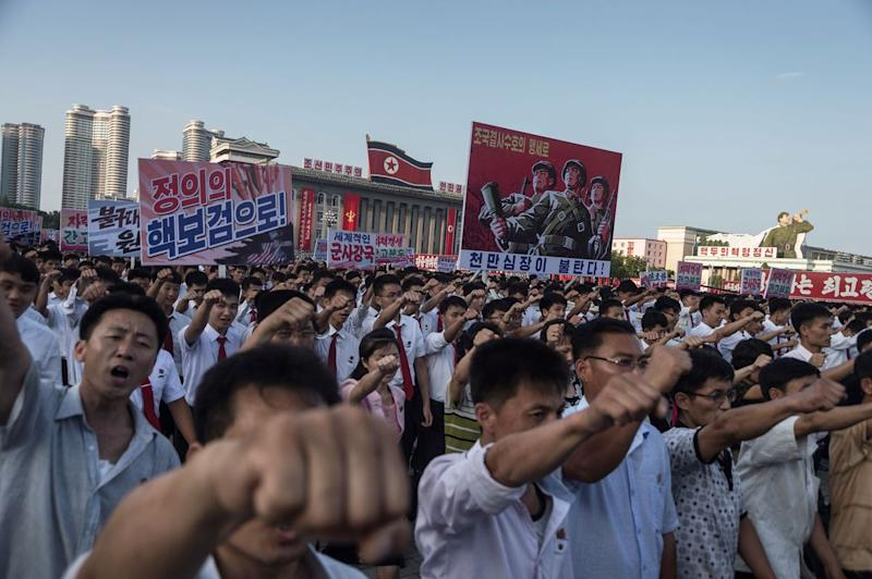 Here's One Take on How War in Korea Would Impact the World Economy
