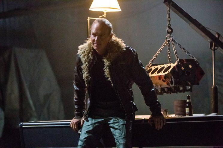Michael Keaton's Vulture - a future member of the Sinister Six? (Credit: Sony/Marvel Studios)