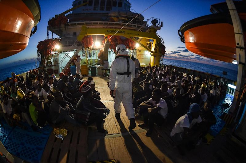 Italy has registred more than 65,000 migrant arrivals since January, up nearly a fifth from this same time last year