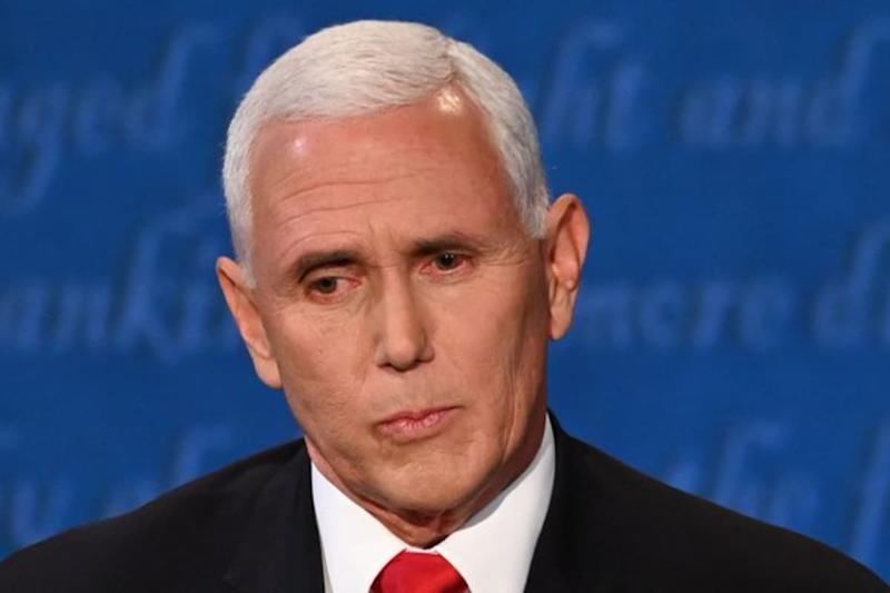 Pink Eye Is a Rare Symptom of Covid-19. Could Mike Pence Have It?