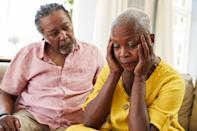 """Your partner is likely doing the best they can—but like any human, they're going to mess up and make mistakes sometimes. And while a supportive spouse handles these slip-ups like an adult, an unsupportive one will treat their partner like they should be perfect 100 percent of the time, leading to frustration on both ends. """"When your partner doesn't measure up to something they didn't even sign up for, there is a tendency to try to change them, with no understanding that your own behavior plays a huge role,"""" says Doares. """"By focusing on your partner, it allows for justification as to why they are the problem."""""""
