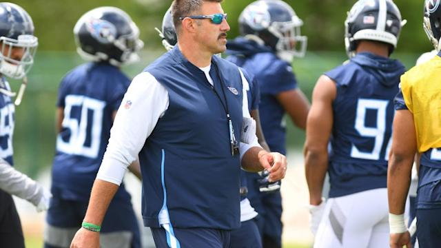 Tennessee Titans coaches will return to team's facility on Monday