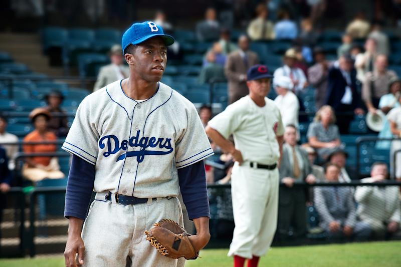 Robinson film screenings to help KC Negro Leagues
