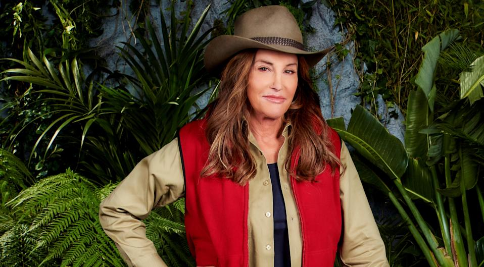 Caitlyn Jenner insists she has no phobias (Credit: ITV)