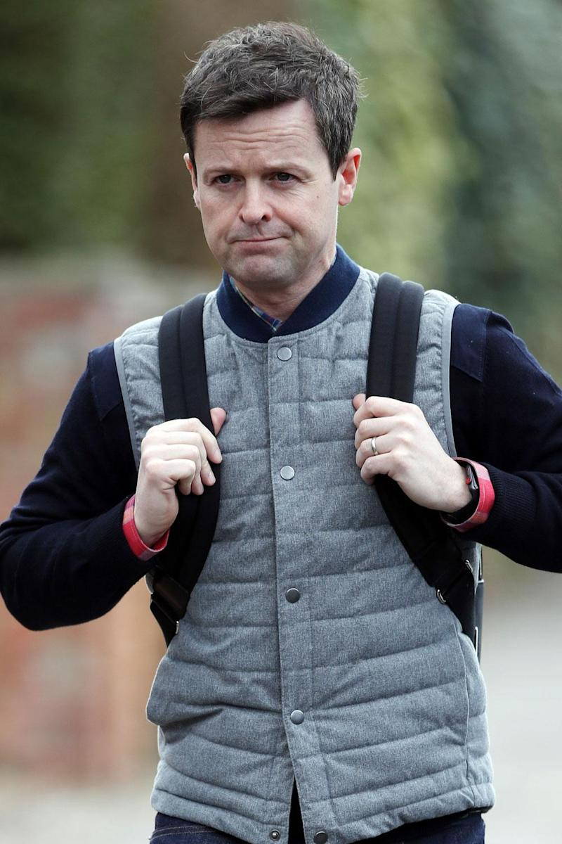 Dec is said to be 'absolutely devastated' (Alex Huckle / Flynet - Splash News)