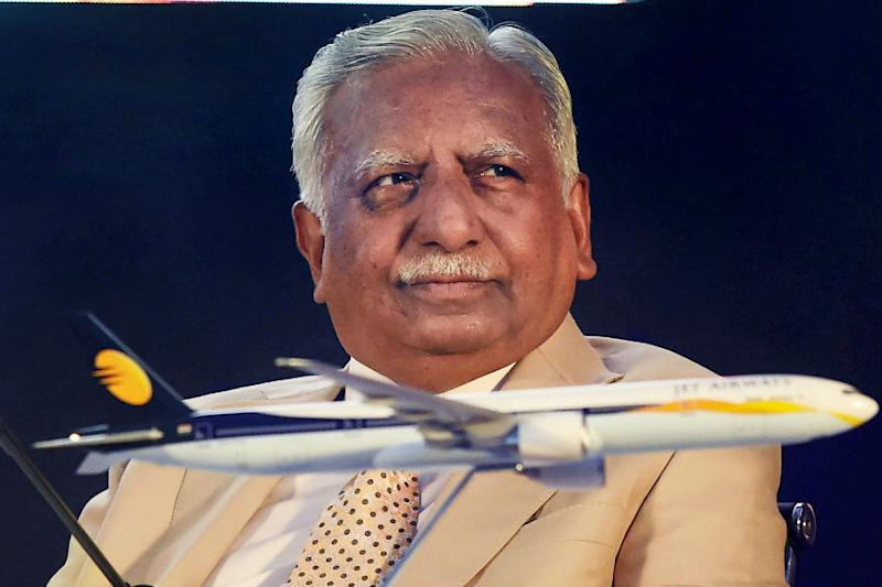 Mumbai Immigration Authorities Stop Ex-Jet Airways Chairman Naresh Goyal, Wife From Travelling Abroad