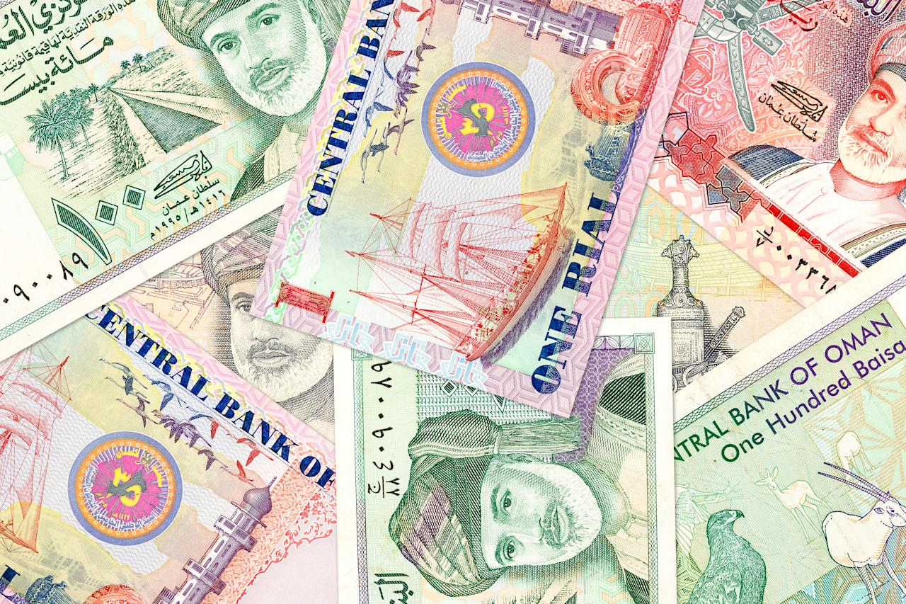 <p>Rank 3, Omani Rial: Omani Rial is the currency of Oman. The currency code for Rials is OMR, and the currency symbol is ﷼. Jordan is another Middle-Eastern country with high valued currency.<br />For every Omani Rial exchanged you get around ₹187.52 or $2.60. </p>