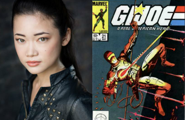 'Snake Eyes': Haruka Abe Joins Cast of 'GI Joe' Movie Spinoff (Exclusive)