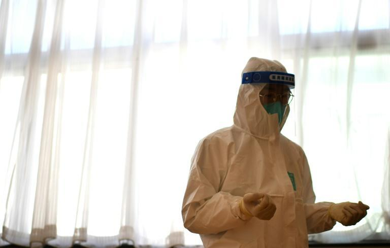Mass testing began in China to cover 4.75 million residents in and around Kashgar, Xinjiang province, after a 17-year-old garment factory worker tested positive for the coronavirus