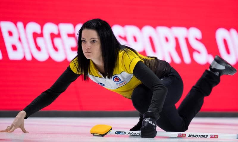 Northern Ontario's McCarville claims Tournament of Hearts playoff berth