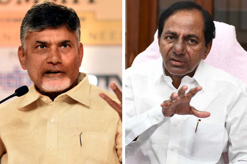 Naidu's Past, KCR's Options: As Regional Giants Push for 3rd Front, Here's Who Can Cobble Up an Alliance