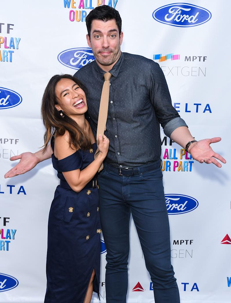 Property Brothers' Drew Scott Sparks Speculation He and Wife Linda Phan Will Be 'Having Kids Soon'