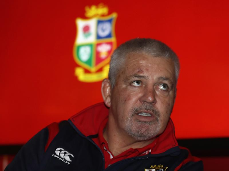 Warren Gatland will announce his selection in less than a month: Getty