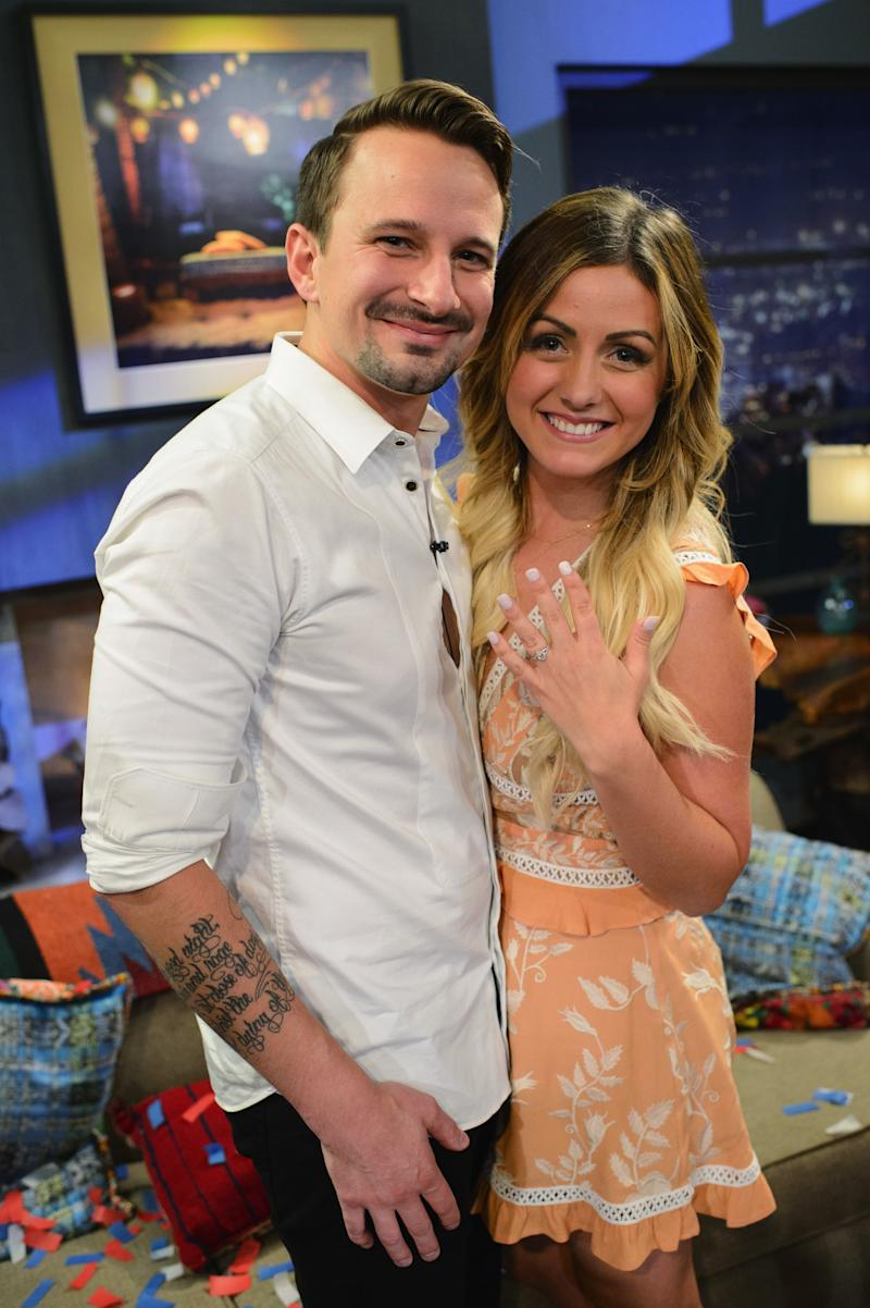 Bachelor in Paradise Couple Carly Waddell and Evan Bass Reveal They Want to Wed This Year