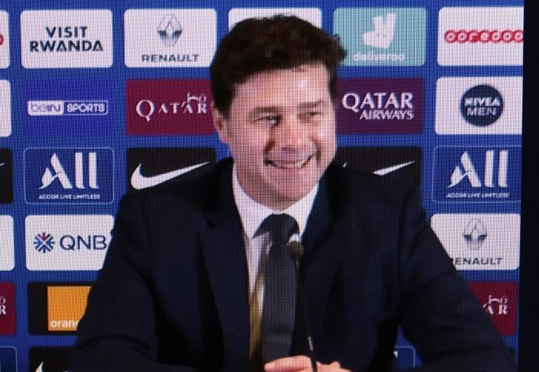 Mauricio Pochettino was officially unveiled as the new coach of PSG on Tuesday, 24 hours before facing Saint-Etienne in his first game