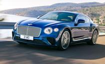 """<p>Although the EPA categorizes the <a href=""""https://www.caranddriver.com/bentley/continental-gt-2021"""" rel=""""nofollow noopener"""" target=""""_blank"""" data-ylk=""""slk:Bentley Continental"""" class=""""link rapid-noclick-resp"""">Bentley Continental</a> as a subcompact, that label certainly doesn't apply to its engine. You can get the Conti with a V-8, but it's the <a href=""""https://www.caranddriver.com/reviews/a20528280/2019-bentley-continental-gt-first-drive-review/"""" rel=""""nofollow noopener"""" target=""""_blank"""" data-ylk=""""slk:6.0-liter W-12"""" class=""""link rapid-noclick-resp"""">6.0-liter W-12</a> that lands the Continental GT on this list. Both the coupe and convertible variants get a combined 15 mpg, with the droptop one mpg worse off on the highway (19 compared to 20). With the turbocharged W-12 churning out 626 horsepower and 664 pound-feet and the Continental GT weighing more than 5000 pounds, the poor efficiency shouldn't come as a surprise.</p><ul><li>Base price: $224,225 </li><li>Engine: 626-hp twin-turbo 6.0-liter W-12 engine, eight-speed dual-clutch automatic transmission </li><li>EPA Fuel Economy combined/city/highway: 15/12/20 mpg</li></ul><p><a class=""""link rapid-noclick-resp"""" href=""""https://www.caranddriver.com/bentley/continental-gt/specs/2021/bentley_continental-gt_bentley-continental-gt-coupe_2021"""" rel=""""nofollow noopener"""" target=""""_blank"""" data-ylk=""""slk:MORE CONTINETNAL GT SPECS"""">MORE CONTINETNAL GT SPECS</a></p>"""