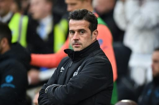 Everton manager Marco Silva faces a tricky run of fixtures