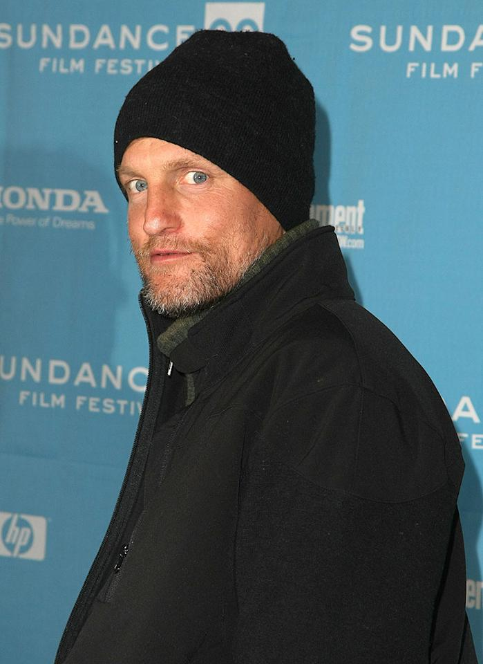 """Woody Harrelson, one of the many vegan friends Alicia mentions in her book, is also committed to saving the planet. The """"Cheers"""" actor was arrested in 1996 when he climbed the Golden Gate Bridge to call for the protection of redwood trees. Andrew H. Walker/<a href=""""http://www.gettyimages.com/"""" target=""""new"""">GettyImages.com</a> - January 19, 2009"""