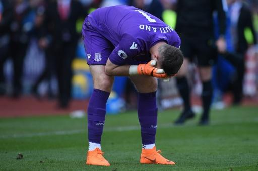 Stoke goalkeeper Jack Butland is likely to be a target for other Premier League clubs