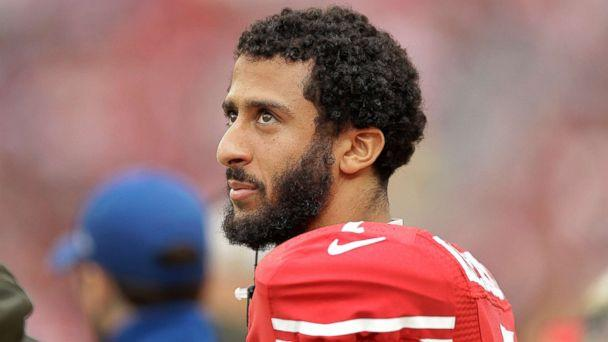 Nike's Stock Drops in Wake of Colin Kaepernick Ads