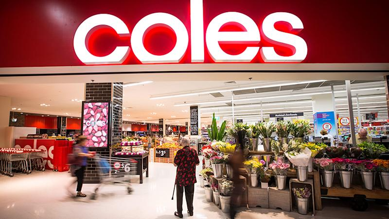 Coles has hired more than 5000 new team members across Australia to meet the increased demand amid the coronavirus pandemic. Source: Getty