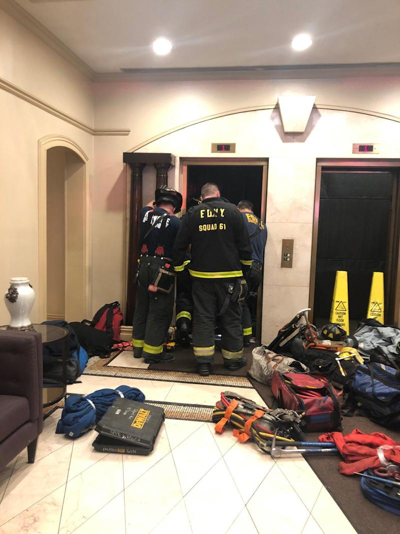 Man, 30, Crushed to Death When 'Super Scary' Elevator Suddenly Drops in N.Y.C. Apartment Building