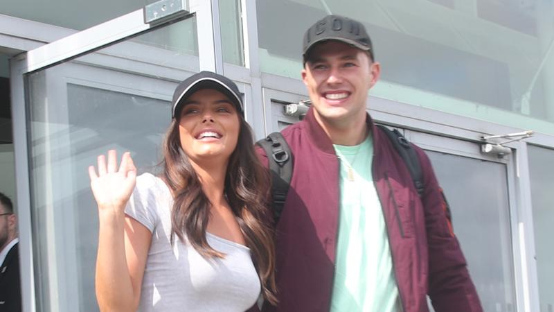 Love Island's Maura 'very happy' with Curtis after he says 'future is unknown'