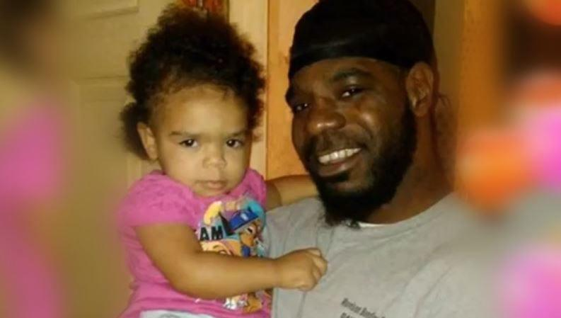 Henry Armstead, pictured here with his daughter, was severely beaten and burned in April 2019 while incarcerated at South Mississippi Correctional Institution in Leakesville, Miss., according to an incident report. Now transferred to the hospital at the State Penitentiary at Parchman, he's still on a feeding tube.