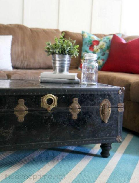 8 Diy Upcycle Coffee Table Ideas That Prove It S Not Hip To