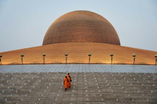 Thailand to check monks' bad habits with 'smart ID cards'