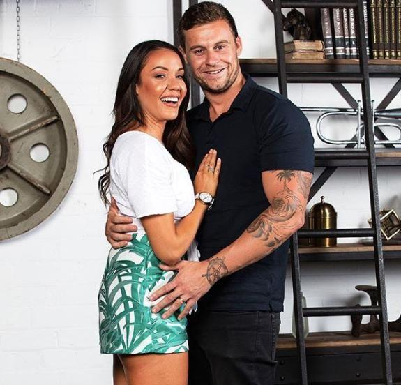 Could Davina and Ryan fully reconcile and get back on track on MAFS? Source: Nine
