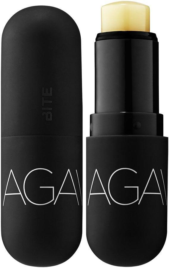 """<p>""""<span>Bite Beauty Agave Lip Balm</span> ($16) might be the best balm I've ever used. It's sightly thicker than other ones I've tried and stays on longer. I apply it daily before bed and wake up the morning with smooth, soft lips."""" - Sarah Siegel, editorial assistant, Shopping and Products</p>"""
