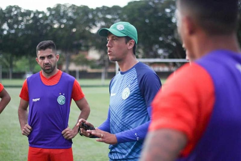 Pressionado, Thiago Carpini acredita em retomada do Guarani