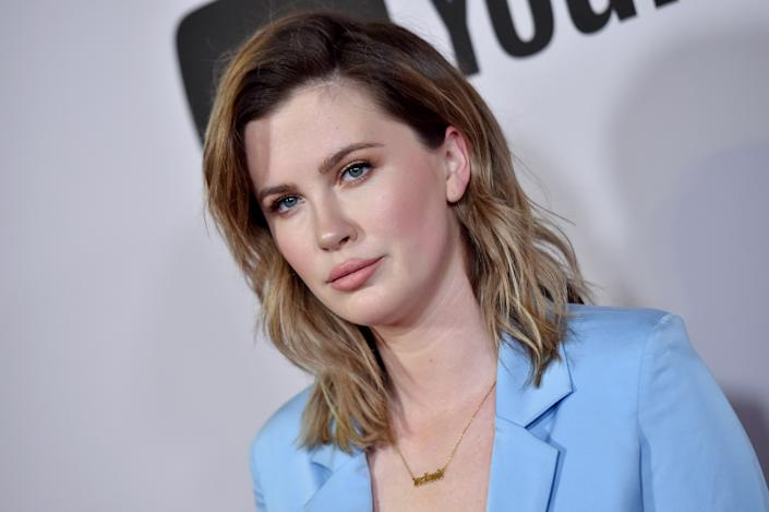 Ireland Baldwin continues to inspire her fans getting real about self-love. (Axelle/Bauer-Griffin/FilmMagic)