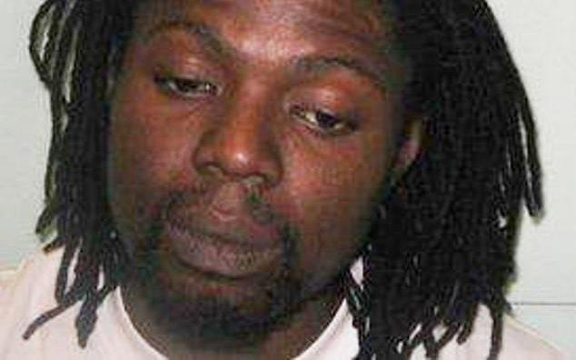 Fitzroy Daley, who stabbed his ex-girlfriend's 50-year-old friend to death - News_Scans/News_Scans