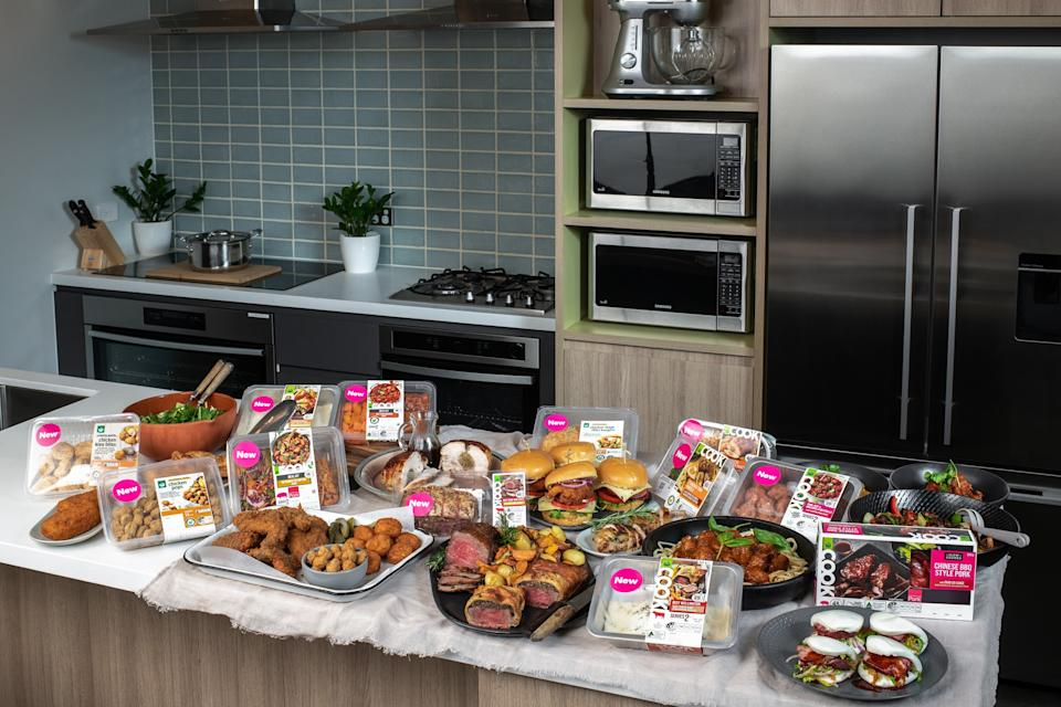 Woolworths has unveiled its biggest launch since Christmas. Source: Supplied/Woolworths