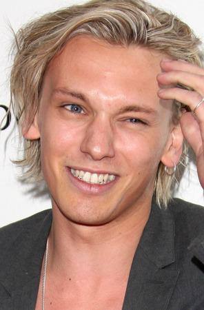 Jamie Campbell Bower reportedly dating Lily Collins