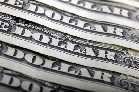 The U.S. dollar was a touch higher on Friday.