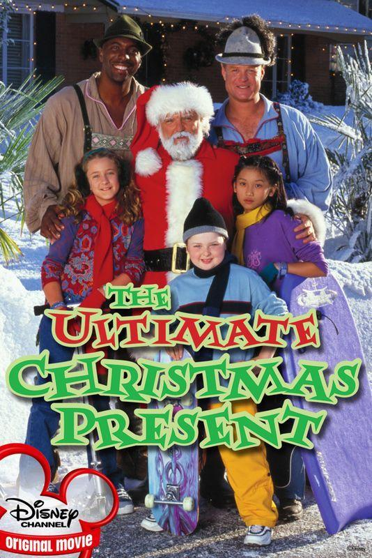 """<p>This movie tells the crazy story of two girls who find an old weather machine and use it to bring snow to Los Angeles. But what starts as a Christmas miracle turns into a disaster when the broken machine creates an unstoppable snowstorm (oops!).</p><p><a class=""""link rapid-noclick-resp"""" href=""""https://www.amazon.com/dp/B00E7NM1JE/?tag=syn-yahoo-20&ascsubtag=%5Bartid%7C10050.g.5060%5Bsrc%7Cyahoo-us"""" rel=""""nofollow noopener"""" target=""""_blank"""" data-ylk=""""slk:STREAM IT ON PRIME"""">STREAM IT ON PRIME</a></p><p><a class=""""link rapid-noclick-resp"""" href=""""https://go.redirectingat.com?id=74968X1596630&url=https%3A%2F%2Fwww.disneyplus.com%2Fmovies%2Fthe-ultimate-christmas-present%2F5b8ZyaroFdxs&sref=https%3A%2F%2Fwww.countryliving.com%2Flife%2Fentertainment%2Fg5060%2Fbest-disney-christmas-movies%2F"""" rel=""""nofollow noopener"""" target=""""_blank"""" data-ylk=""""slk:STREAM IT ON DISNEY+"""">STREAM IT ON DISNEY+ </a><br></p>"""