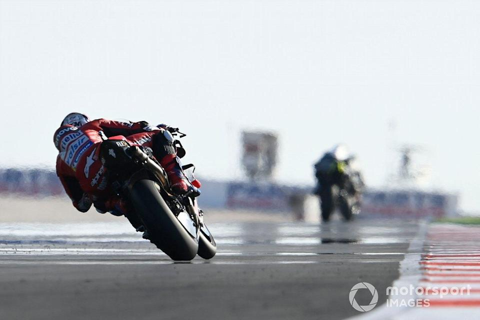 """Andrea Dovizioso (Ducati Team)<span class=""""copyright"""">Gold and Goose / Motorsport Images</span>"""