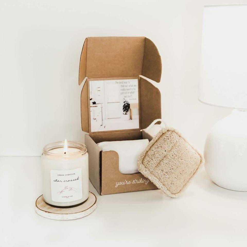 """<p><strong>Perfect for:</strong> any newcomer. Ranging from $10 to $30 a month depending on the sizes you choose, the Vellabox will quickly outfit your space with all the fragrance choices you could ever need—and we love the focus on natural and clean ingredients. <a class=""""link rapid-noclick-resp"""" href=""""https://www.vellabox.com/subscribe/"""" rel=""""nofollow noopener"""" target=""""_blank"""" data-ylk=""""slk:SHOP"""">SHOP</a></p>"""