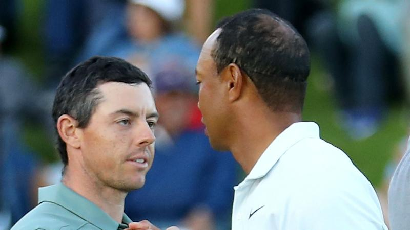 Fore in the morning: Tiger Woods, Rory McIlroy practice before sunrise
