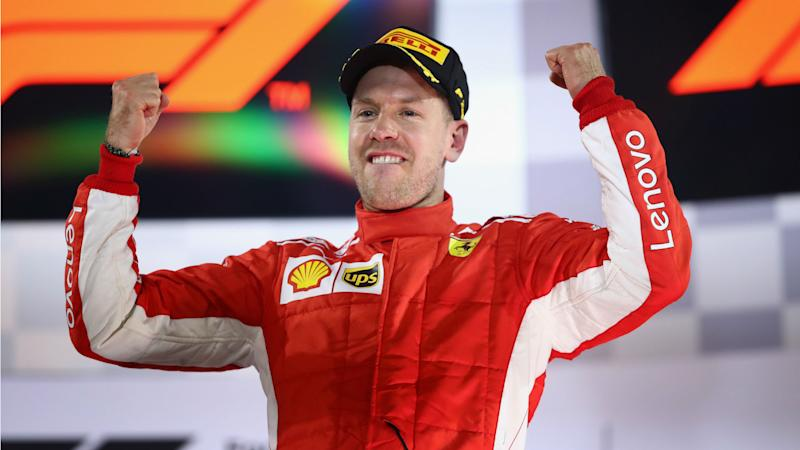 I said I was in control... That was a lie! - Vettel