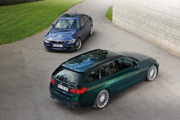Alpina creates the world's fastest production diesel car