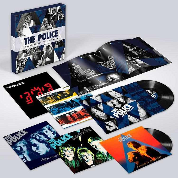 <p>This six-LP vinyl boxed set brings together the five studio albums by one of the 1980s' most important rock bands, remastered and cut at half-speed at Abbey Road Studios by Miles Showell, along with Flexible Strategies, a bonus disc of non-album recordings and B-sides. No CD version has been announced, so you might want to ask for a turntable for Christmas, too. </p>